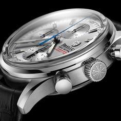 TimeZone : Industry News » N E W M o d e l - Brellum Duobox Chronometer Chronograph