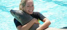 Come face-to-face with one of our playful Sea Lions for the incredible opportunity to touch, hug and even kiss one of the world's most captivating marine animals.. At Atlantis Resort, Paradise Island in the Bahamas: http://www.atlantis.com/thingstodo/dolphincay.aspx
