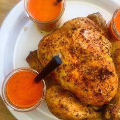 Cornulete Tandoori Chicken, Carne, Turkey, Meat, Ethnic Recipes, Food, Turkey Country, Essen, Meals