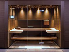 Klafs sauna Casena noviteit 2012 | | KlafsKlafs