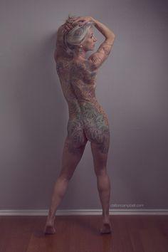 """ #TheBurningLotus "" #artnude #nu #erotica #tattoo [ #shoellerulrichm ]"