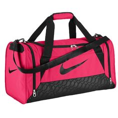 Buy the Nike Brasilia 6 Small Duffel at eBags - Tote your gear to and from  the gym inside this sporty duffel bag from Nike. The Nike Brasilia 6 Smal 5c4392f9aff14