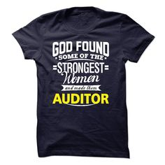 Im an Auditor - If you are an Auditor. This shirt is a MUST HAVE (Auditor Tshirts)