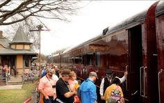 Over 1100 people visited this past weekend at the N.C. Transportation Museum, riding the train, seeing our great exhibits, and enjoying some beautiful weather! Thanks for a great weekend everyone. Now it's time to get ready for the Easter Bunny Express - starting this Saturday! Click here: http://nctrans.org/Events/Easter-Bunny-Express.aspx