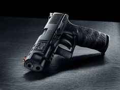 The 5-inch-barreled Walther PPQ M2 in 9mm is built for precision!