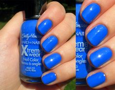 Sally Hansen - Pacific Blue