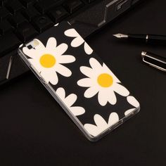 Cartoon Flower Owl Silicone Soft Plastic TPU Cover For HUAWEI Ascend P8 Lite P8 Mini Phone Cases Back Skin Protective Bags