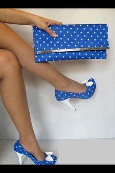 #Scarpe #shoes #Pois