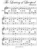 Song Lyrics - Leaving of Liverpool Beginner Piano Sheet Music - http://sheet-music-search.com/piano-sheet-music/leaving-of-liverpool-beginner-piano-sheet-music/