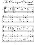 Song Lyrics - Leaving of Liverpool Beginner Piano Sheet Music - http://sheet-music-search.com/piano-sheet-music/leaving-of-liverpool-beginner-piano-sheet-music/