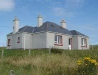 Garenin Village, Carloway, Isle of Lewis, Western Isles, Scotland. Self Catering Holiday cottage. Travel UK.