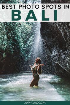 Jungles, Temples, and Waterfalls - A Lush Weekend in Bali Bali Travel Guide, Top Travel Destinations, Asia Travel, Travel Things, Places To Travel, Travel Guides, Luang Prabang, Machu Picchu, Patagonia