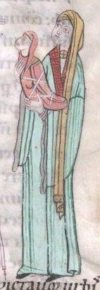 Stuttgart WLB, cod. bibl. fol. 56, f. 192, origine : abbaye de Zwiefalten, 1125-1130