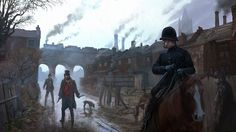 Assassin's Creed Syndicate Art