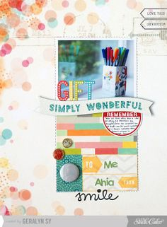 Gift - Studio Calico December Kit