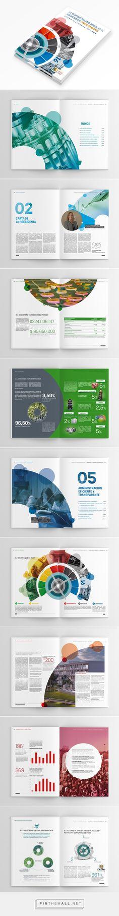 Reporte de Sustentabilidad Lotería de Córdoba 2014 by Virginia Scardino