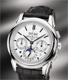 Patek Philippe Grand Complications 5270G-001 Maybe Patek should work on that name a little more.