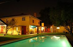 LOURENS RIVER GUESTHOUSE, Somerset West, Cape Town - Lourens River Guesthouse is an accommodation facility with Bed & Breakfast and a self-catering unit; a house for all seasons, full of charm and a relaxed informal atmosphere with cosy guestrooms.