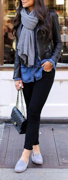 Love the outfit, hate the bag