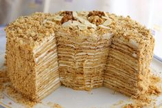 """Quick pancake """"pies"""" on kefir – Pastry, cakes, cookies Kefir, Raspberry Ricotta Cake, Tart Recipes, Cooking Recipes, Cooked Chicken Recipes, Pizza Ingredients, Most Delicious Recipe, Russian Recipes, Sweet Cakes"""