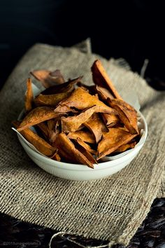 Chips di ceci al pomodoro on http://www.unavnelpiatto.it