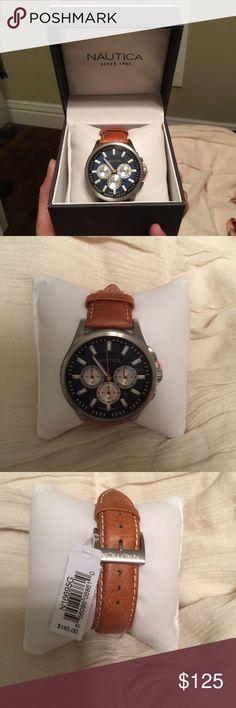 Men's Nautica Watch N16695G Never worn Men's Nautica Watch N16695G! Nautica Accessories Watches