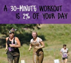Carve out a small portion of your day to workout