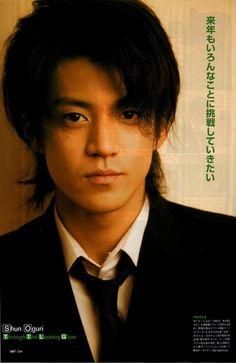 Oguri Shun #Rawr #Japanese