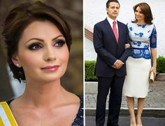 Angelica Rivera – Mexico's current First Lady,