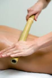 Bangz Salon and Spa has the MOST RELAXING Bamboo Massage!!!! Ahhh...We LOVE!!!!
