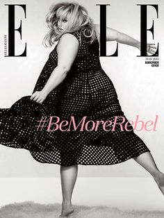 Rebel Wilson May issue of ELLE cover star | Fashion, Trends, Beauty Tips & Celebrity Style Magazine | ELLE UK #curvies