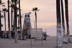 Venice Beach via TOBRUCK AVE