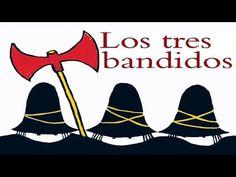 ▶ Los tres bandidos - Tomi Ungerer - Cuentos infantiles - YouTube