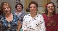 4 sisters McLeod. 11/24/16