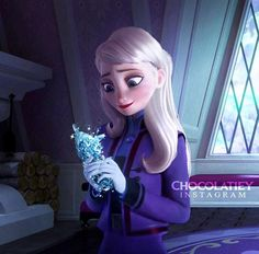 """— """"Do You Want to Build a Snowman? ☃️"""" If you had watched Olaf's Frozen Adventure, you would've known the scene which explains why Olaf is… Disney Princess Fashion, Disney Princess Drawings, Disney Princess Art, Disney Princess Pictures, Disney Fan Art, Disney Drawings, Frozen Disney, Princesa Disney Frozen, Frozen Art"""