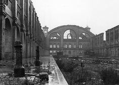 1954 Stettiner Bahnhof in Berlin