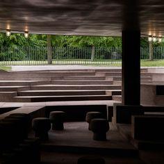 Slideshow: Serpentine Gallery Pavilion 2012 by Herzog & de Meuron and Ai Weiwei - Dezeen