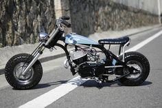 """Poke"" Yamaha by Heiwa Motorcycles | Japan"