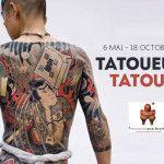 expo tattoo au Musée du Quai Branly