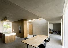 A-House in Dublin/IRL - Beton, der Stoff aus dem Wohnträume sind - Objekte - Beton.org