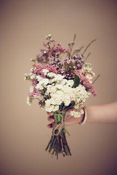 2015 Wedding Trends | Wildflowers | Wildflower Bouquet | Wedding Bouquet | Two Sisters