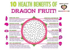 These stunning health benefits of dragon fruit will have you consuming them as often as you do bananas! This extremely beautiful fruit isn't just pleasing to look at, but contains a variety of essential vitamins and minerals our body requires. Calendula Benefits, Lemon Benefits, Coconut Health Benefits, Dragon Fruit Benefits, Stomach Ulcers, Stop Eating, Vitamins And Minerals, Natural Cures, Health Tips