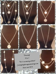 So many ways to wear this beautiful necklace.one of my favorites! The versatility is one of the things I LOVE about Premier Designs! Jewelry Show, Jewelry Party, Fine Jewelry, Jewelry Making, Geek Jewelry, Gothic Jewelry, Pandora Jewelry, Premier Jewelry, Premier Designs Jewelry