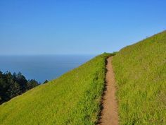 Hiking in Marin: beautiful views