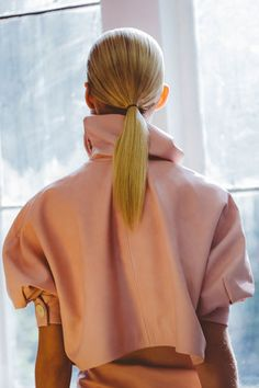 Spring 2015 beauty tip #4: The ponytail