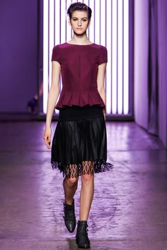 Rebecca Taylor - Fall 2013 Ready-to-Wear - Look 18 of 37