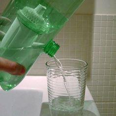 DIY Plastic Bottle Water Filter
