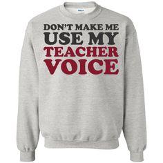 Teacher Voice - Gildan Sweatshirt