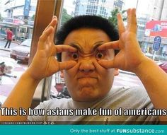 y u so racist! Funny Picture Jokes, Funny Pictures With Captions, Funny Photos, Funny Images, Random Pictures, Tgif Funny, Funny Puns, Hilarious, Funny Shit