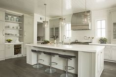 Stylin' kitchens and other spaces by EricOlsen - desire to inspire - desiretoinspire.net